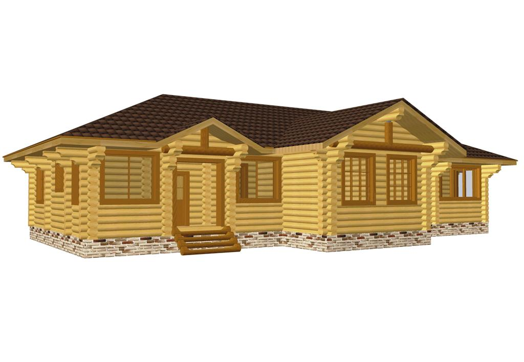 Дом 300-160-165