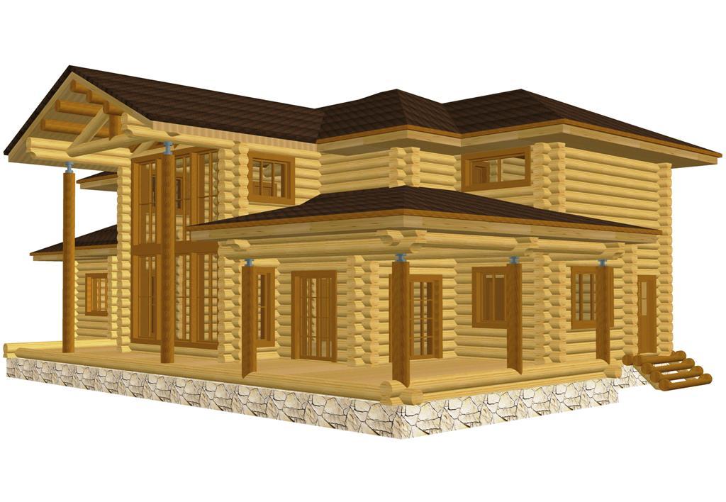 Дом 320-195-230