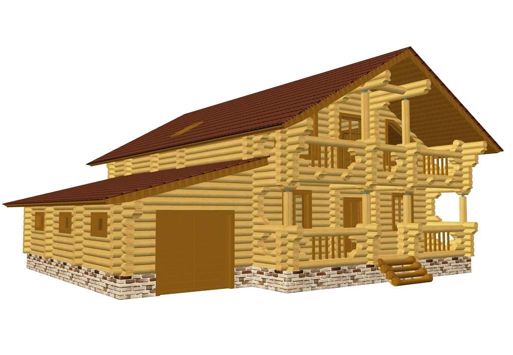 Дом 300-180-291