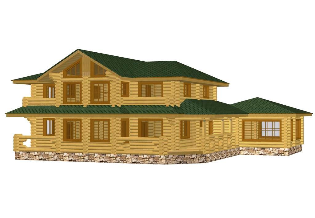 Дом 300-210-360
