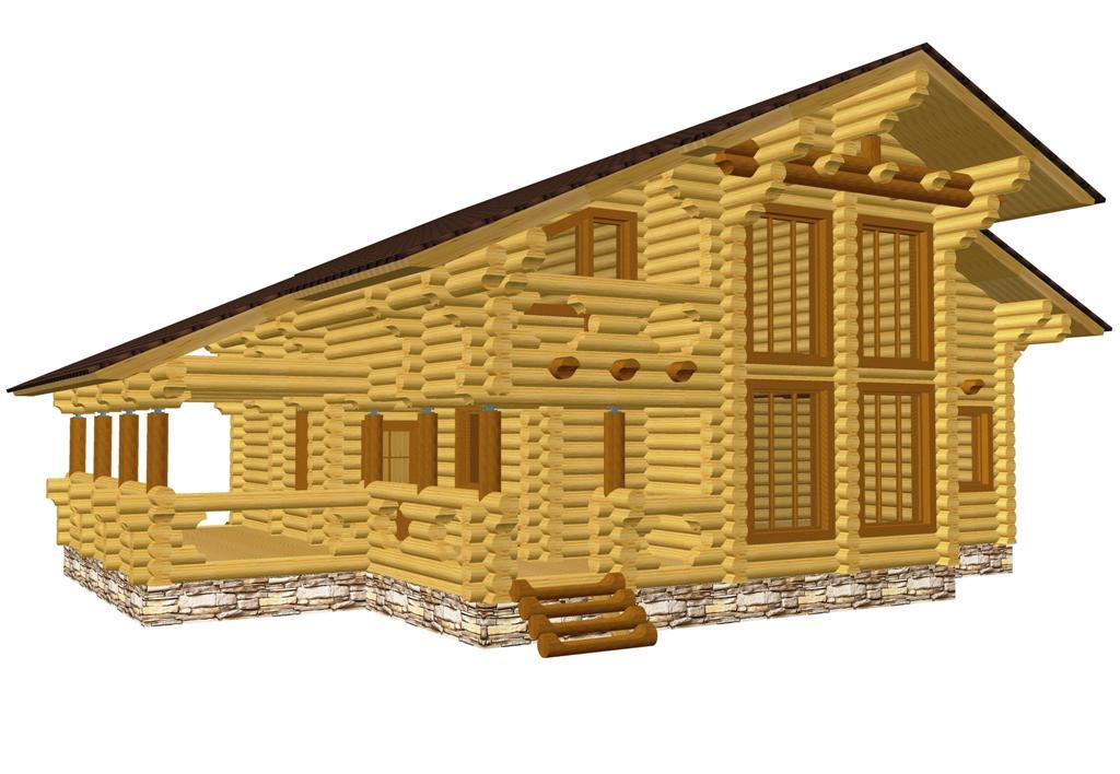 Дом 300-210-330