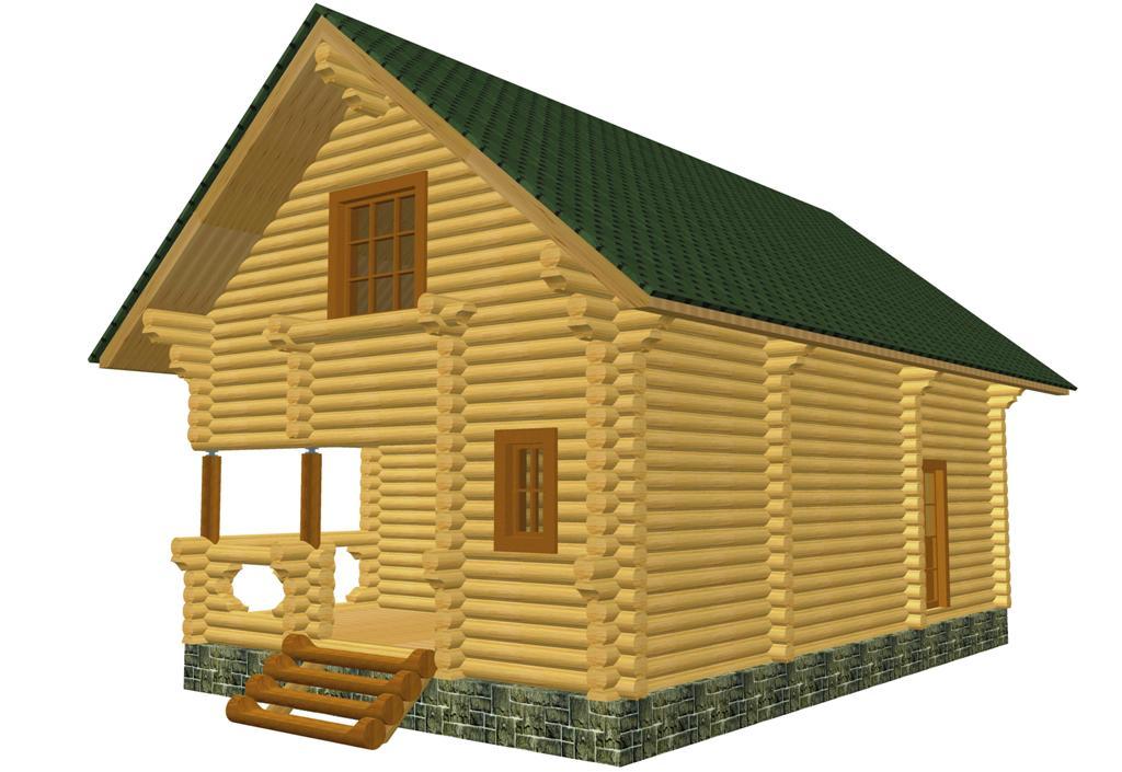 Дом-баня 240-54-125