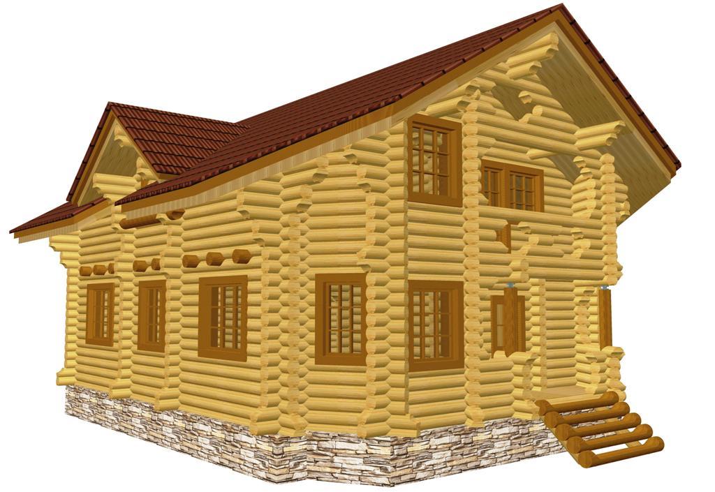 Дом 260-120-160