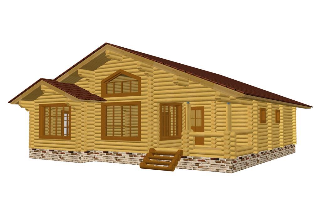 Дом 240-90-125